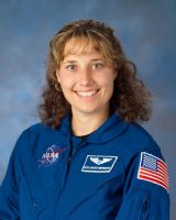 NASA Astronaut Dorothy Metcalf-Lindenburger
